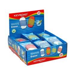 Keyroad Γόμα 4χρώματα 1τεμάχιο MAG-KR971389 6954884578770