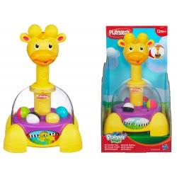 PLAYSKOOL Καμηλοπάρδαλη Σβουρομπαλίτσες Giraffe Tumble Top 39972 5010994626549