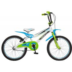 ORIENT BIKES Orient Bicycle Bmx 18'' Funky Green 151429-Green 5202200001039