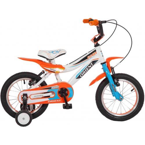 ORIENT BIKES Orient Ποδήλατο Bmx 14 ίντσες Funky Πορτοκαλί 151427-Orange 5202200001077
