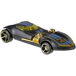 Mattel Hot Wheels Επετειακά Αυτοκινητάκια Black-Gold - 6 Σχέδια FRN33 887961631708