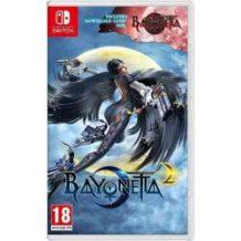 SEGA Nintendo Switch Bayonetta 2 + Bayonetta 1 DLC  045496421489