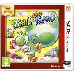 Nintendo 3DS Yoshi New Island (Selects)  045496528843