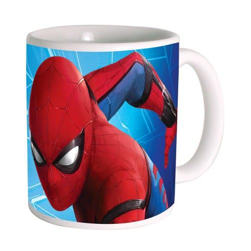GIM Κούπα Κεραμική Απλή Spiderman Homecoming 557-29101 5204549105362