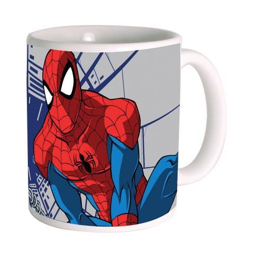 GIM Κούπα Κεραμική Απλη Spiderman Classic 557-28101 5204549105355