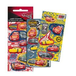 GIM Αυτοκόλλητα Laser Cars 3 Movie 772-16310 5204549105768