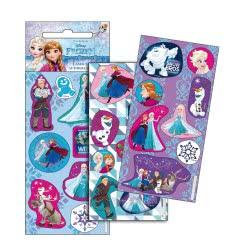 GIM Laser Stickers Disney Frozen 771-80310 5204549105751
