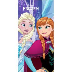chanos Πετσέτα Θαλάσσης Disney Frozen Sisters 70x140εκ. 4903 5203199049033