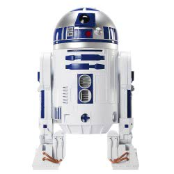 JAKKS PACIFIC Big Figs Deluxe Star Wars R2-D2 - 18Inches (31Inches Scale) 890-37149 039897371498