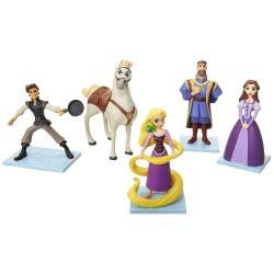 JAKKS PACIFIC Disney Tangled The Series 5 Figure Set 45534 039897455341