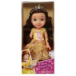 JAKKS PACIFIC Κούκλα Μεγάλη Core Disney Princess Πεντάμορφη 99539 / 99543 039897995434