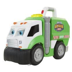 JAKKS PACIFIC Real Working Buddies Mr. Dusty the Super Duper Truck 58385 039897583853