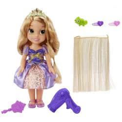 JAKKS PACIFIC Κούκλα Disney Style Me Princess Ραπουνζέλ 86819 / 86821 678352868212