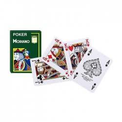 MODIANO Τράπουλα Poker Κόκκινη 1002 / Red 8003080004120
