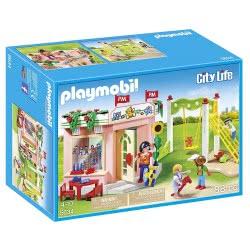 Playmobil Preschool With Playground 5634 4008789056344