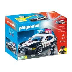 Playmobil Περιπολικό Όχημα Αστυνομίας 5673 4008789056733