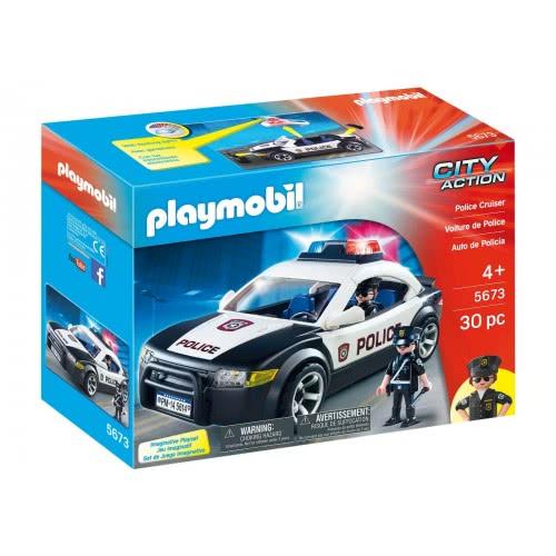 Playmobil Police Car 5673 4008789056733