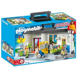 Playmobil Take Along Hospital 5953 4008789059536