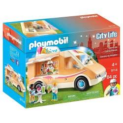 Playmobil Βαν Παγωτού 9114 4008789091147