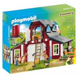 Playmobil Barn with Silo 9315 4008789093158