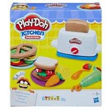 Hasbro Play-Doh Kitchen Creations Φρυγανιέρα E0039 5010993510795