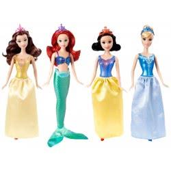 Mattel Disney Παραμυθένιες Πριγκίπισσες (4 Σχέδια) X2792 746775118037