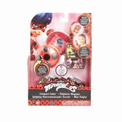 GIOCHI PREZIOSI Miraculous Ladybug Combact Caller Toy MRA13000 8056379055549