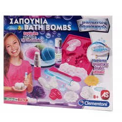 As company Learn And Create: Soaps And Bath Bombs 1026-63583 8005125635832