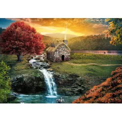 Clementoni Puzzle 1500pc High Quality Collection Mirage 31683 8005125316830
