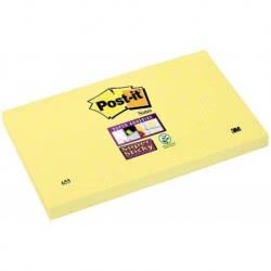 3M Χαρτάκια 3Μ Post-it κίτρινα 127x76εκ 90Φύλλα 076655100 051141380797