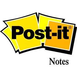 3M Post-It Notes Αυτοκόλλητα Σημειώσεων Μπλε Αποχρώσεις 76x76, 450φ 076202800 4001895872792