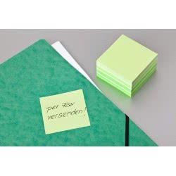 3M Post-It Notes Αυτοκόλλητα Σημειώσεων Πράσινες Αποχρώσεις 76x76, 450φ 076202802 4001895872808