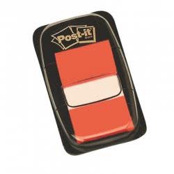 3M Σελιδοδείκτες 3Μ Post-it 25x43εκ Χρώμα Πορτοκαλί 50Φύλλα 076680004 021200707544