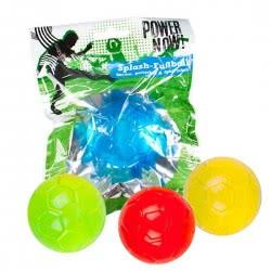 TRENDHAUS Χλαπάτσα Μπάλα Ποδοσφαίρου Power Now! Splash - 4 Χρώματα 114945655 4032722945655