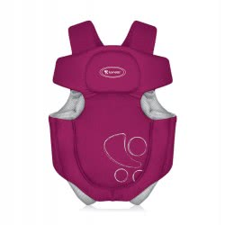 Lorelli Baby Carrier Traveller, Red 1001006 0004 3800151938767
