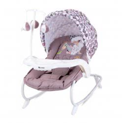Lorelli Baby Rocker Dream Time Fashion Girl, Beige 1011006 1713 3800151957560