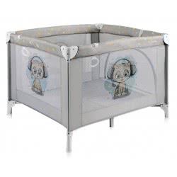 Lorelli Baby Cot Play Station Grey Cute Kitten 1008040 1805 3800151904748