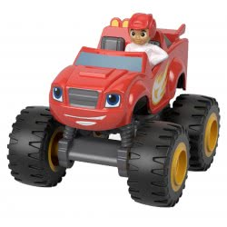 Fisher-Price Blaze And The Monster Machines Blaze And AJ CGF20 / FHV24 887961529333