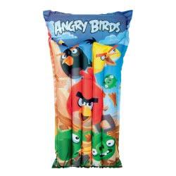 Bestway Στρώμα Angry Birds 119X61 96104B 6942138912708