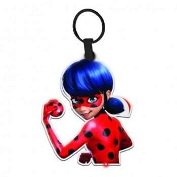 Gialamas Miraculous Ladybug LED Light Up Key Ring GAR22029 6950687220298