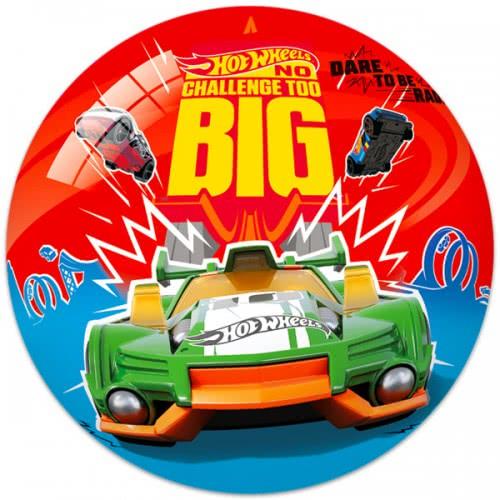 star Μπάλα 23cm Hot Wheels 19/2931 5202522129312