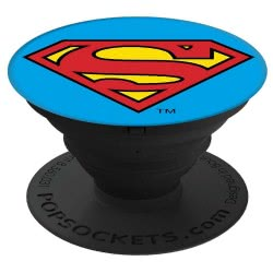 Popsockets Grip Superman Compatible with All Smartphones 101578 815373028601