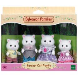 Epoch The Sylvanian Families: Persian Cat Family 5216 5054131052167