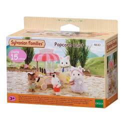 Epoch Sylvanian Families: Καροτσάκι Ποπκορν(Popcorn Cart) 4610 5054131046104