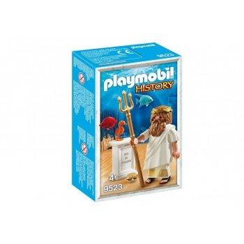 Playmobil History Θεός Ποσειδώνας 9523 4008789095237