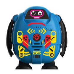 Silverlit Talkibot Talkback Robot with Emotions - 6 Designs 7530-88535 4891813885351