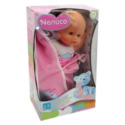 As company Nenuco Soft Baby Doll With Sounds 4104-12123 8410779001023