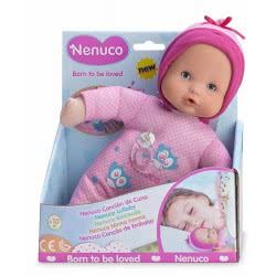 As company Nenuco Baby Doll Magic Lullaby, Pink 4104-14038 8410779063779