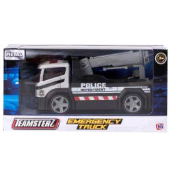 As company Teamsterz Emergency Truck 1:43 - 4 Designs 7535-16450 5050841645019