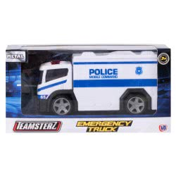 As company Teamsterz Emergency Truck 1:43 - 4 Designs 7535-16450 5050841645019
